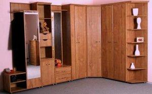 Проект помещения мебели